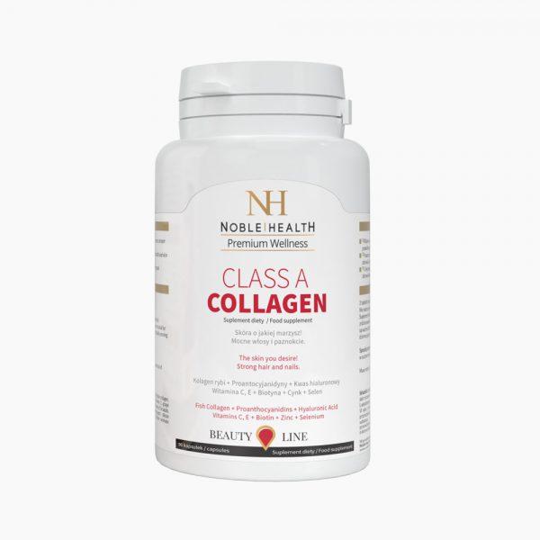 kolagen w tabletkach class a collagen